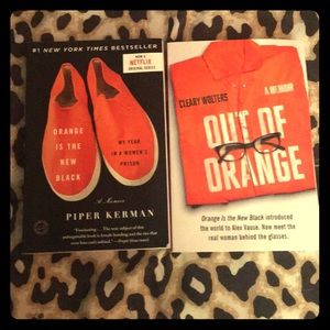 OITNB & Out of Orange Books
